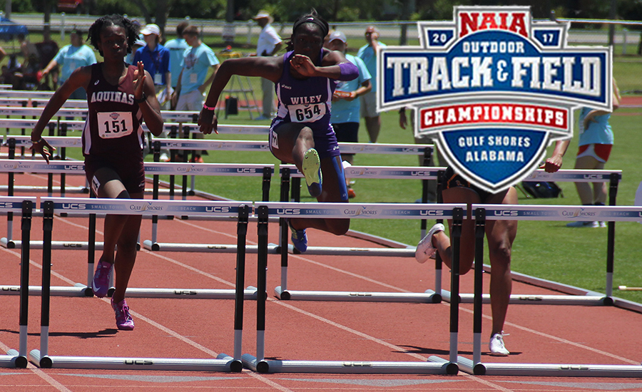 Renae Dennie will compete in the 100-meter hurdles final at 3:20 p.m. Saturday
