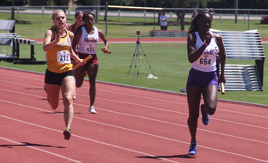Wiley College - Lady Wildcats head to Texas Relays, Bobcat Invitational